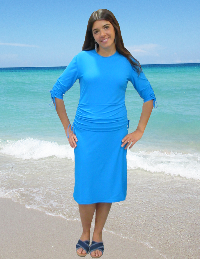 small-image-of-style-2601-on-model-in-deep-turquoise-at-beach.jpg